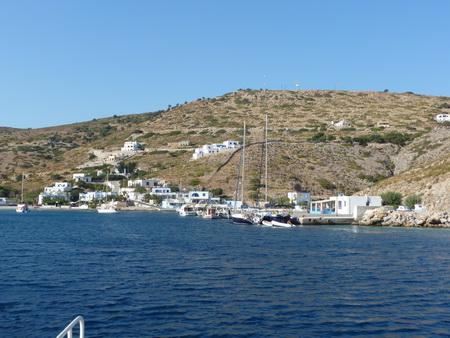 Anfahrt Agathonisi