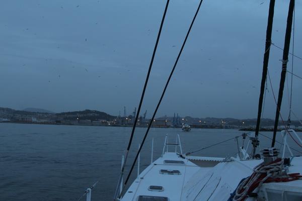 Anfahrt Ancona