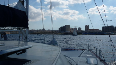 Anfahrt Malta-2