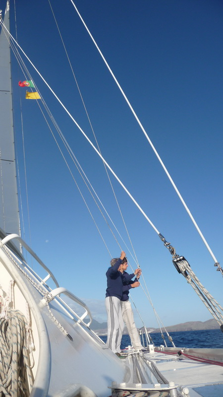 Anfahrt Marina Madeira-1