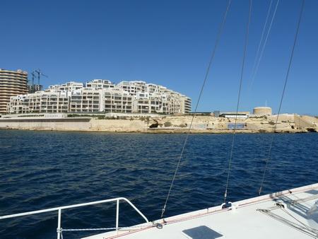 Ankunft Malta