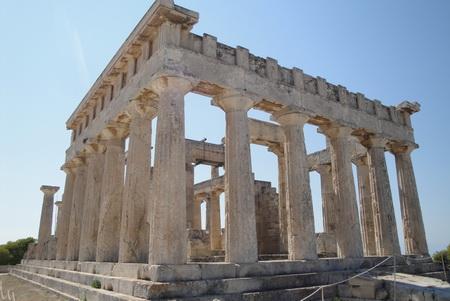 Aphaia Tempel