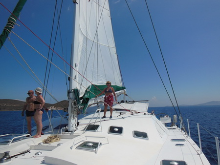 Arki nach Patmos