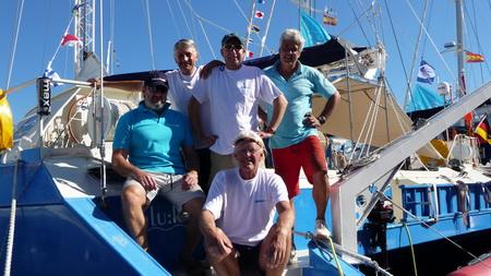 Atlantik-Crew