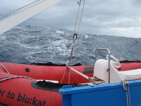 Auf See Bizerte nach Malle-9
