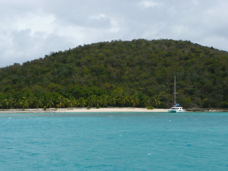 Auf See Gorda Sound-1200694