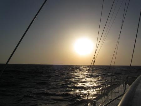 Auf See nach Malta