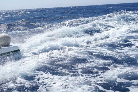 Auf See Symi nach Tilos