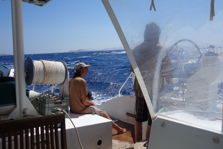 Auf See_Lipso-Patmos