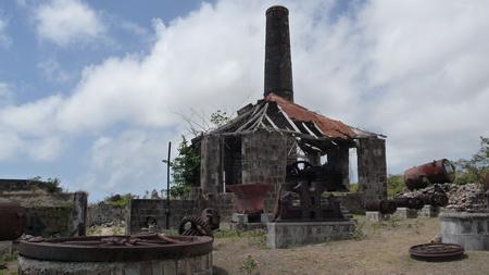 Ausflug Nevis-Zucker Mühle-23
