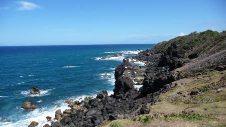 Ausflug auf Kitts-Black Rocks-49