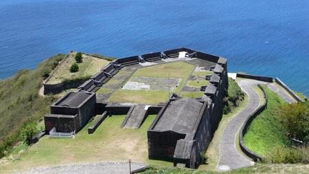 Ausflug auf Kitts-Festung Brimstone-39