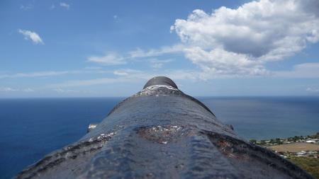 Ausflug auf Kitts-Festung Brimstone-42