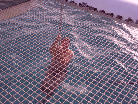 Baden in der Blue Lagoon auf Comino