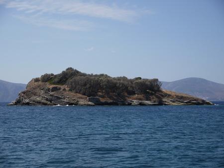 Besetzte Insel