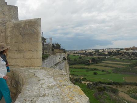 Blick übeer Malta von Mdina aus_2