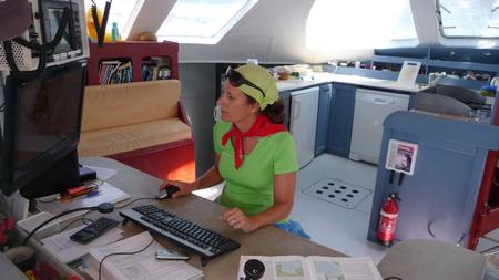 Blogredakteurrin Karina