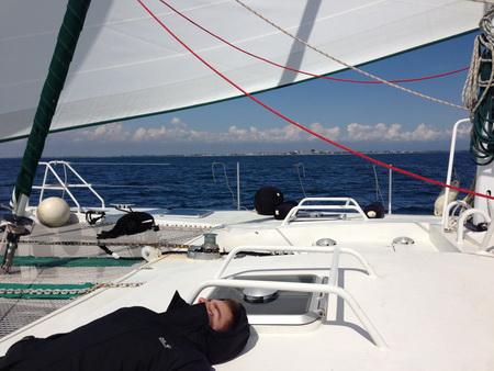 Doch noch Sonne und Wind zum Segeln-1