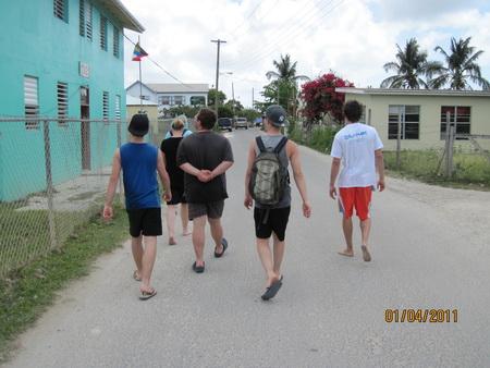 Einklarieren auf Barbuda-1