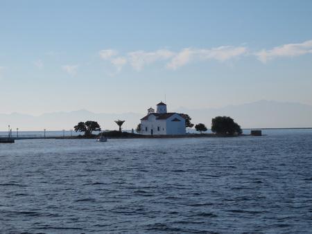 Elaphonisos Kirche fast am Molenkopf