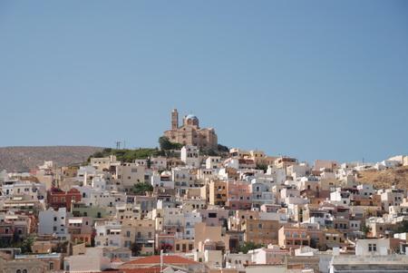 Ermopoulis auf Syros