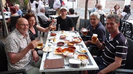 Essen in Marbella-3