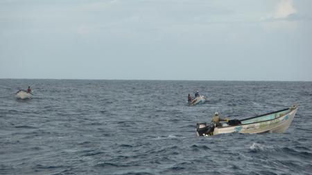 Fischer vor Tobago