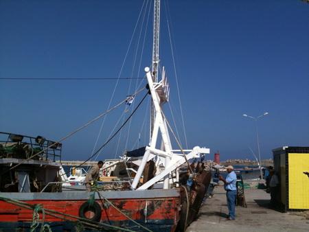 Fischerhafen Bizerte