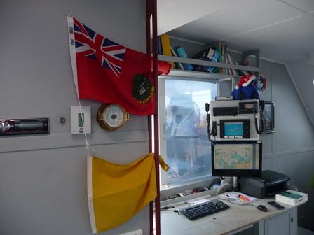 Flagge BVI