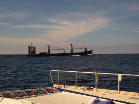 Frachter SZAFIR-1