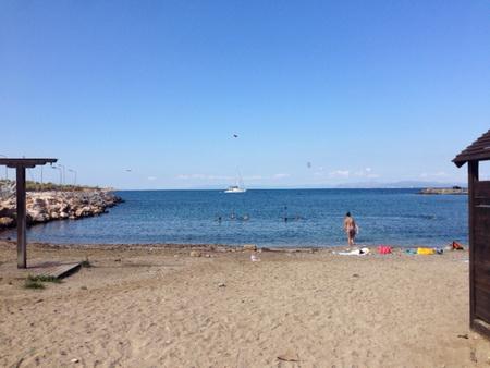 Glyfada-Strand
