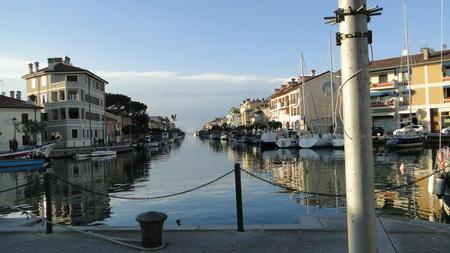 Grado-Stadtkanal