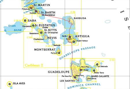 Guadeloupe - St-Martin_Februar 2011