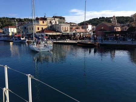 Hafen Gaios auf der Insel Paxos_2