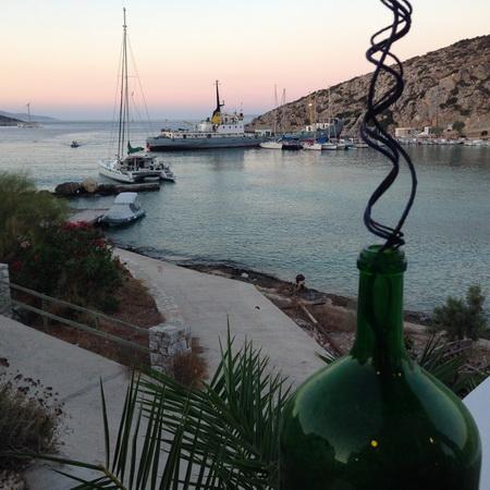 Hafen Irakleia