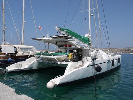 Hafen Paros