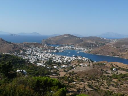 Hafen Patmos