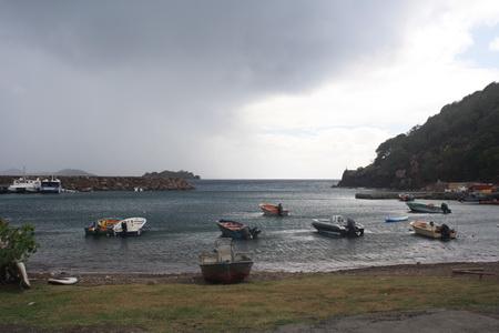 Hafen Terre-de-Bas