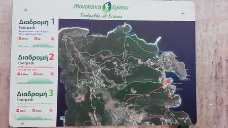 Wanderwege bei Fiscardo auf Keffalonia