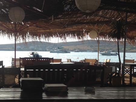 Chillen im Strandkaffee