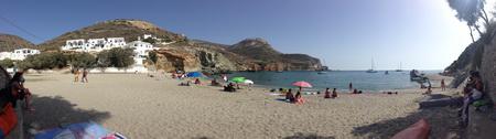 Vathy auf Folegandros