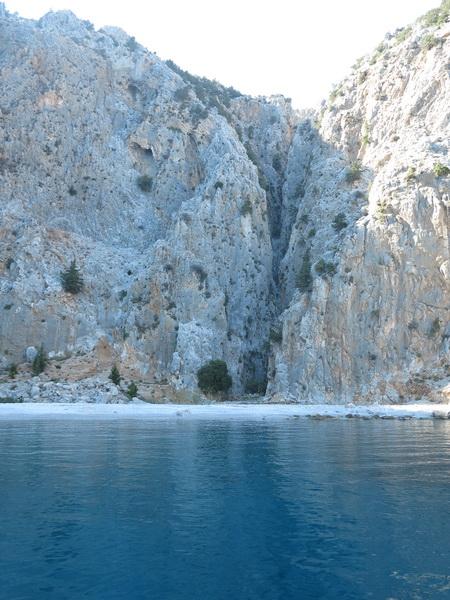 Ormos Thessala auf Symi