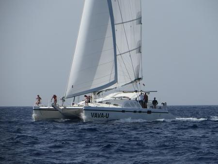 Auf See nach Nisyros