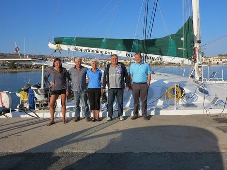 Crew Rhodos-Kreta