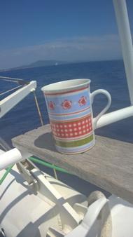 Kaffee an Bord