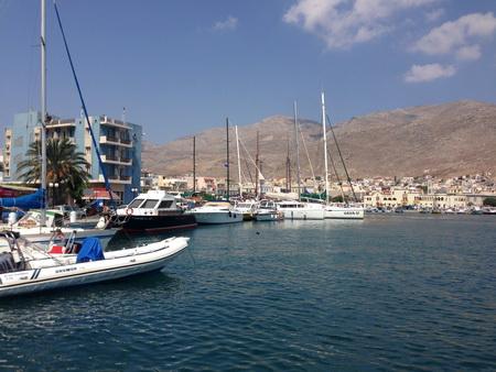 Kalymnos-Hafen