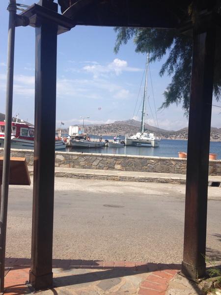 Kampos Hafen_Fourni