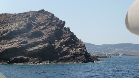 Kap Kratzi auf Paros