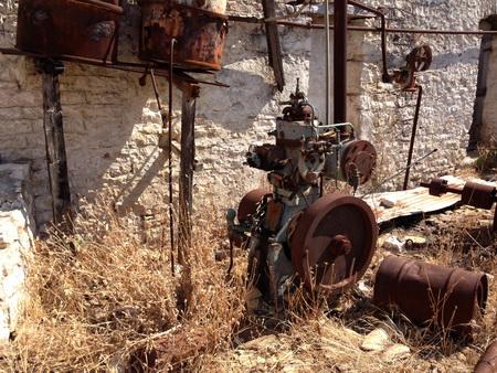 Alte Oilmühle KAstos