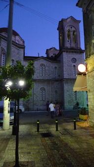 Kirche Mesologiou